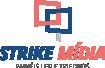 Logomarca Strike Mídia