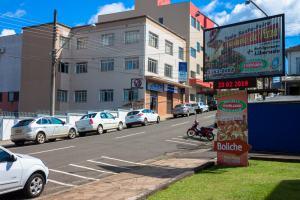 Painel 1 - Boliche (em Frente a Pizzaria Mais Sabor)
